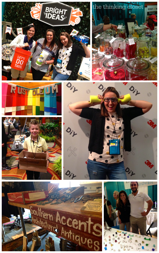 The many brands at Haven 2014