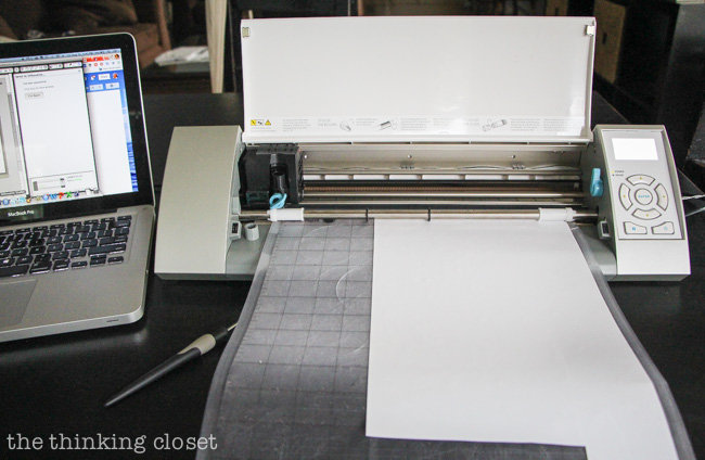 Tips n' tricks for working with Heat Transfer Vinyl on your Silhouette machine!