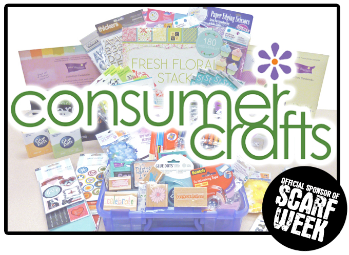 Thanks to Consumer Crafts for being an Official Shark Week Sponsor and helping to make it possible.