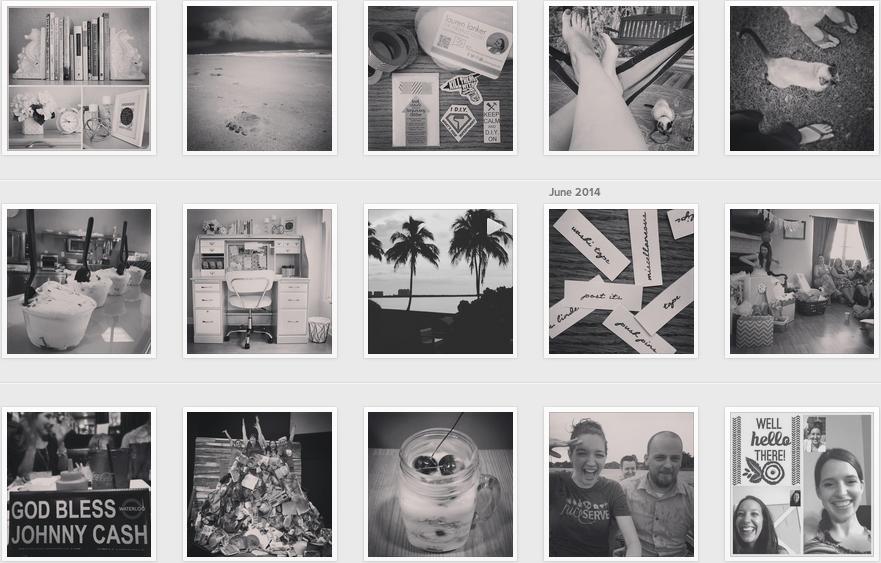 Instagram Photo-a-Day Challenge