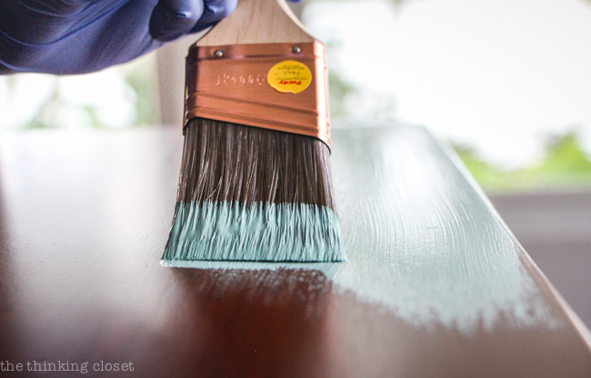 The Beginners Guide To Annie Sloan Chalk Paint The Thinking Closet