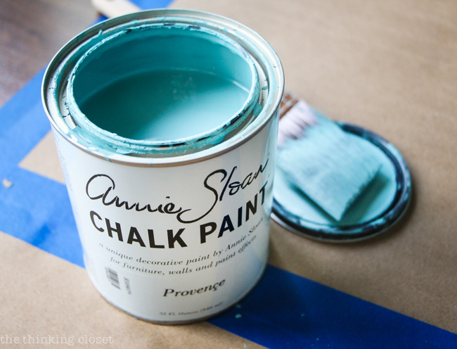 The Beginner's Guide to Annie Sloan Chalk Paint - the