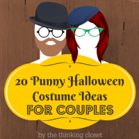 20 Punny Halloween Costume Ideas for Couples