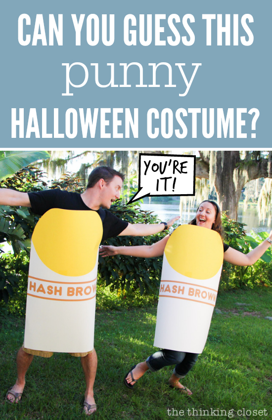can you guess the pun in this punny halloween costume the knee slapper - Halloween Puns Costume