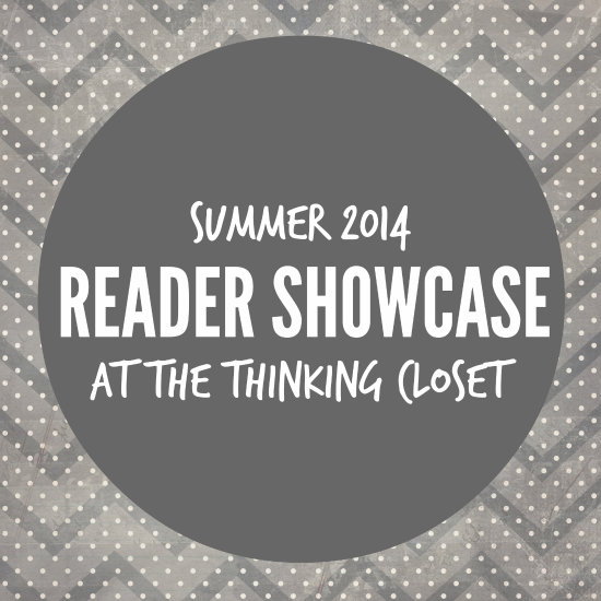 Summer 2014 Reader Showcase at thinkingcloset.com where we turn the spotlight onto the readers and check out the inspirational creations they've been working on.  They knock the ball out of the park, every time!