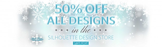 EPIC Holiday Sales at Silhouette America: 11/27 - 12/8 Use code CLOSET at checkout to save 40% off all supplies...and then join our Silhouette Challenge Facebook Group for support, troubleshooting tips, and loads of inspiration! via thinkingcloset.com