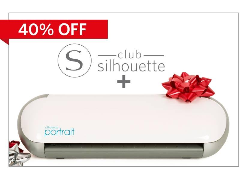 EPIC Holiday Sales at Silhouette America: 11/27 - 12/8  Use code CLOSET at checkout to save big time...and then join our Silhouette Challenge Facebook Group for support, troubleshooting tips, and loads of inspiration!  via thinkingcloset.com