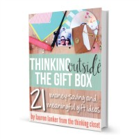 """Thinking Outside the Gift Box"" is Officially Released!"