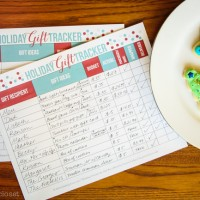 Making a List, Checking it Twice….  My New Tool for Holiday Gift Planning