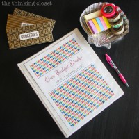 Our Budget Binder & Simplify eBook Giveaway!