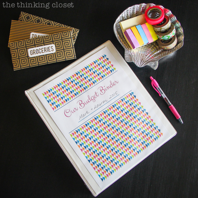 our cash budget envelope system 3 month update the thinking closet