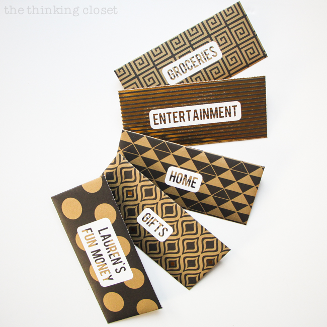 money size envelopes