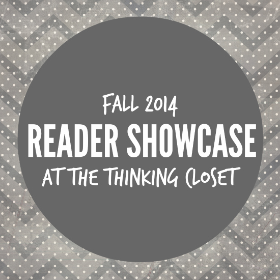 Fall 2014 Reader Showcase at thinkingcloset.com where we turn the spotlight onto the readers and check out the inspirational creations they've been working on.  They knock the ball out of the park, every time!