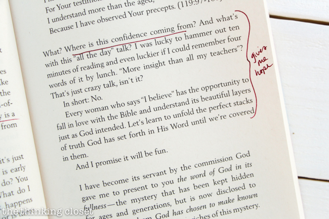 Excerpt from Jen Hatmaker's Book: A Modern Girl's Guide to Bible Study