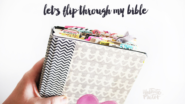 Shanna Noel's Journaling Bible!