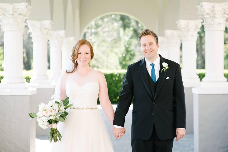 Mr. & Mrs. Rupp!