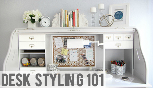 Desk Styling 101: Say Goodbye to Styling Anxiety