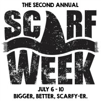 Scarf Week 2015: A Week of Killer Inspiration