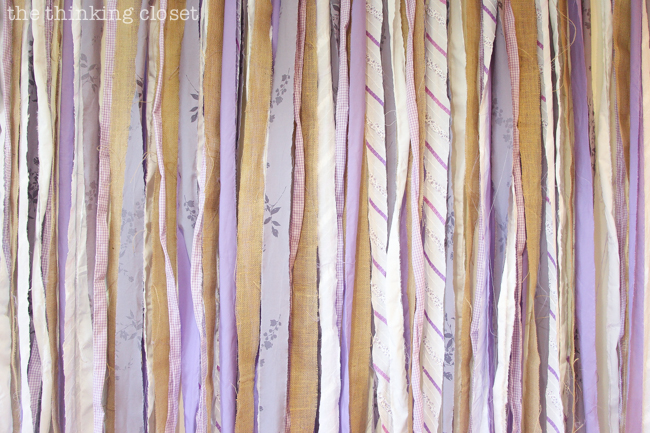 D I Y Shabby Chic Fabric Photo Booth Backdrop Step By Tutorial For Creating A