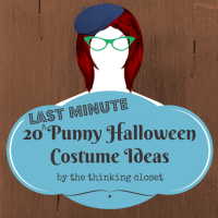 20 Last-Minute Punny Halloween Costume Ideas