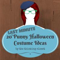 20 Last-Minute Punny Halloween Costume Ideas