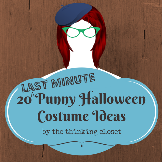 20 last minute punny halloween costume ideas another epically awesome halloween costume round up