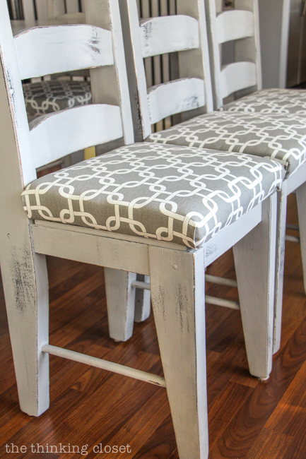 Admirable How To Reupholster A Chair Seat The No Mess Method The Home Remodeling Inspirations Gresiscottssportslandcom