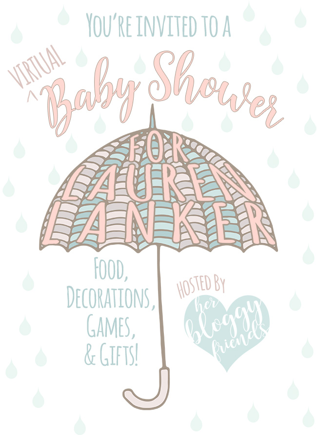 5 Creative Ways To Celebrate A Loved One From Afar | A Virtual Baby Shower!
