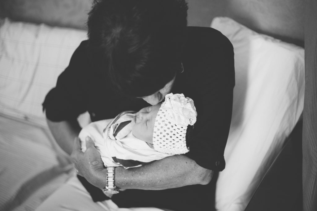 """Introducing our Baby Girl...Juniper Rachael Joy Lanker! Born June 5th, 2016. Here's a montage of photos taken during our """"Fresh 48"""" photo session at the hospital. They capture the love, relief, awestruck wonder, and sheer joy we felt for our firstborn daughter! via thinkingcloset.com"""