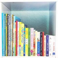 """Bring a Book"" Baby Shower"
