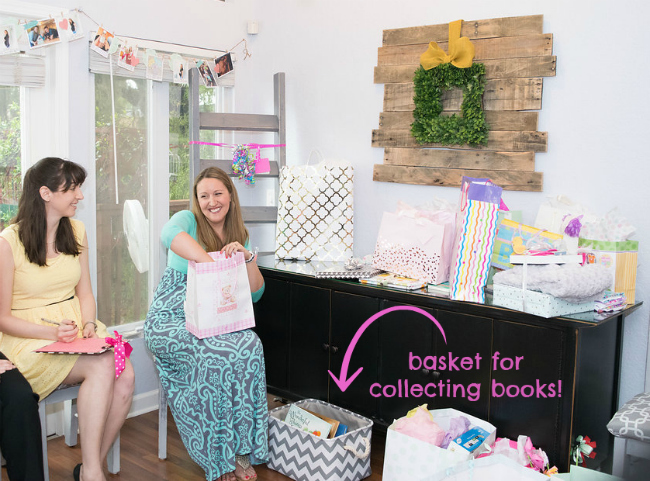 Bring A Book Baby Shower The Thinking Closet