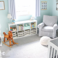 """""""Little Adventurer"""" Nursery Tour 