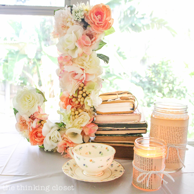 "How to host an ""Anne of Green Gables"" or ""Anne with an E"" themed birthday party with food, decor, activities, and games for the whole family! 