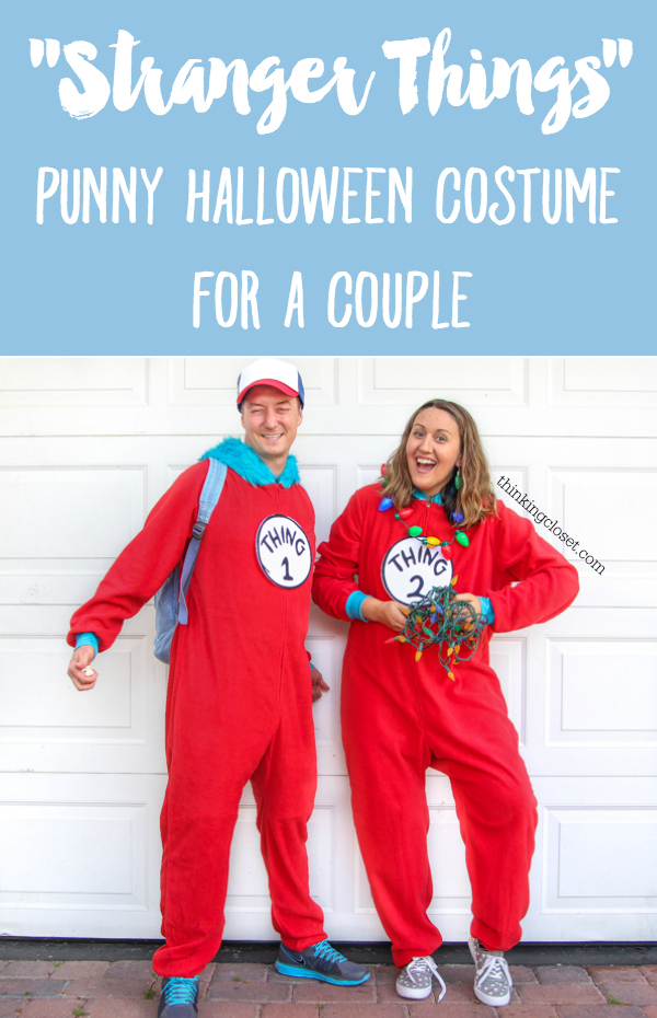20 Punny Halloween Costume Ideas for Couples , the thinking